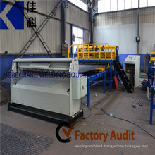 High Quality Roll Wire Mesh Welding Equipment