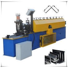 Channel Angle Channel Forming Machine