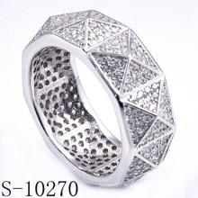 Bijoux fantaisie personnalisé Design 925 Sterling Silver Women Ring (S-10270)