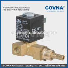 """G1 / 8 """"соленоидный клапан прямого действия: вода, пар, материал горячей воды: латунный электромагнитный клапан"""