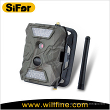 SMS Fernbedienung 12 MP 1080P drahtlose wilde Jagdkamera