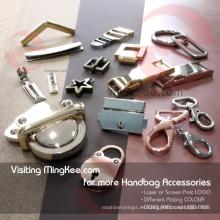 Fábrica profesional de alta calidad de metal especial para bolsos de ferretería.
