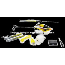 Radio-Controlled Airplane Alloy Toy for Children