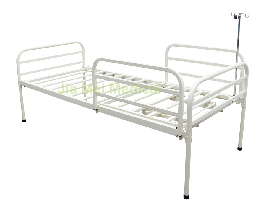 Flat Clinical Bed