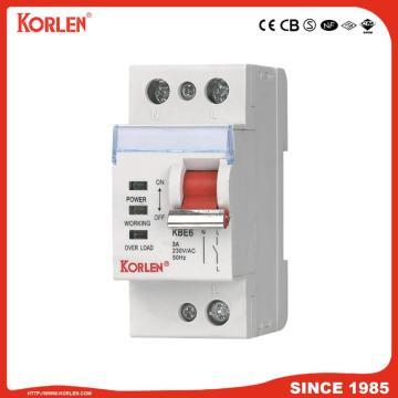Disjuntor protetor de sobrecarga 10A 240V