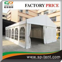 Châssis en aluminium de 6x9m avec une petite tente de fête de mariage simple à installer