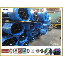 "8"" Grooved fire fighting system pipe to BS EN 10255, ASTM A53, A135, A795 - SeAH Steel Pipe"