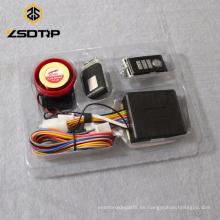 SCL-2012120050 Venta caliente Sistema de alarma de motocicleta Sistema de alarma de seguridad antirrobo Accesorios de control remoto