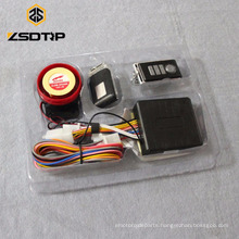 SCL-2012120050 Hot Selling Motorcycle Alarm System Anti-theft Security Alarm System Remote Control Accessories