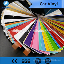 1.52m*50m Color Change Car Wraps film Car Graphics easy to update and change for 1-3 years