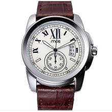 2017 New OEM Logo Watches Genuine Leather