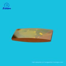 Lente convexa de zinco selenide e lentes de focagem led