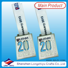 New Rectangle Shape Aluminum Medals for Sale China Manufacturer