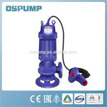 Non-clog sewage submersible pump