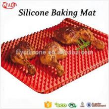 Fábrica de profesionales de producción de calor resistente a la cocina Non-Stick Silicona hornear Mat