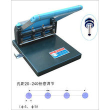 XD - F four hole punching machine (punching thickness: 15 mm)