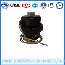Plastic Body Liquid Capsulated Medidor Contador de Água Dn15-Dn20