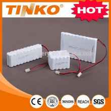 NI-CD rechargeable Battery Pack 4.8v