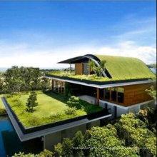 1.5 мм Толщина армированного поливинилхлорида PVC Водоустойчивая мембрана Толя /сад на крыше пленка ПВХ (ИСО)