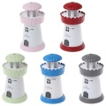 Lighthouse Shape LED Mini USB Humidificador de aire