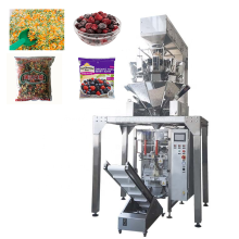 420 Frozen Vegetables  Fruits Packing Machine