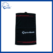 100% Cotton Promotion Golf Towel (QHBG887)