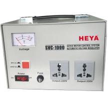 SVC 1KVA 220VAC Automatic Voltage Regulator Stabilizer