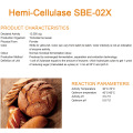 Hemi-Cellulase zum Backen