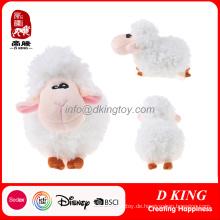 Weiches Plüsch Plüsch Schaf Tier Spielzeug