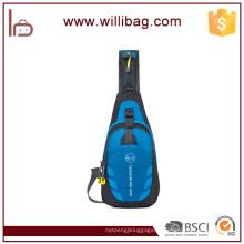 Saco de peito de alta qualidade de venda de fábrica saco de Sling impermeável para esporte