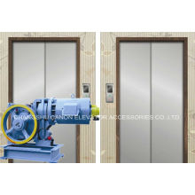 Power 7.5KW VVVF Drive Elevator Traction Machine