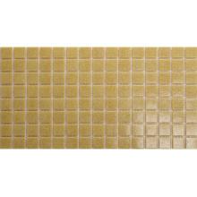Belgium Home Application Bathroom Yellow Mosaic Tile Backsplash