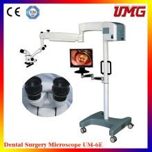 Dental Equipment Supplies Microscopio de funcionamiento portátil