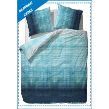 3 PCS cama de solteiro capa de edredão de linho