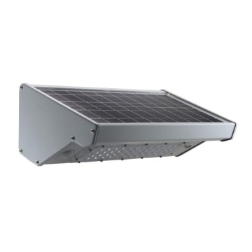 Aplique de pared LED solar 15W