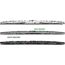 Wiper Blade Black Chromed 16′′/18′′/20′′′ with Plastic and Metal Windshield Wiper Wipers Car-Styling Car Styling