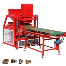 FL4-10 machine de fabrication de brique de verrouillage de pression hydraulique complètement automatique