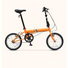 "16"" Single Speed V Brake Cheap Folding Bike"
