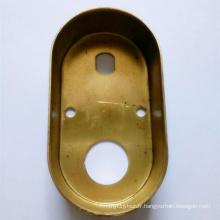 Pièces d'estampage métallique de précision en cuivre personnalisées