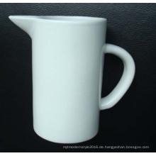 Milchkrug, Keramikmilchbecher