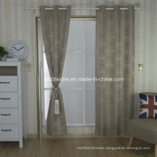 2016 Morden Polyester Soft Texile Yarn Dyed Window Curtain Fabric