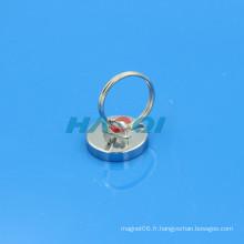 Rond Base Neo NIB aimant pot ring