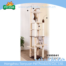 China Manufacturer Cat House Cat Tree
