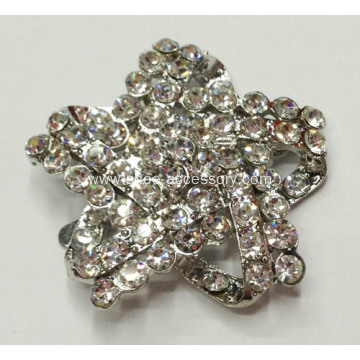 Sparkling Star Rhinestone Shoe Clips& Gem Glass Stone Shoe Accessories for Fancy High Heel in 2013