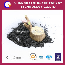 8-12 MESH Granular coal activated charcoal for water treatment