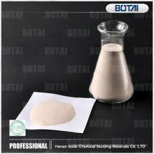 Aditivos para concreto Superplastificante