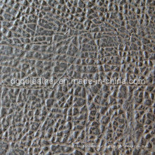 High Quality Breathable PU Furniture Leather (QDL-FB0023)