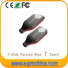 (TT014) Logotipo Personalizado Bulk Car Key USB Flash Drive