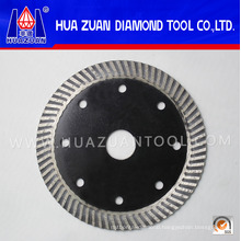 Best Quality Diamond Turbo Blades with Turbo Cutting Segment