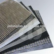 PTFE tela de malha tecido correia transportadora, resistente ao calor, limpeza fácil, secagem,